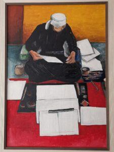 Tokyo scriba, Japan 2004